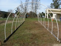 hoophouse-hoops-installed
