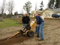 water-system-trencher