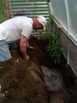 29april09-jamie-planting-tomatoes