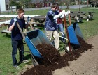 high-school-history-wheelbarrowing-manure