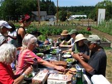 picnic July09