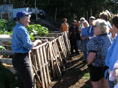 harvest composting workshop