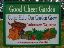 Come help our garden grow