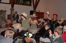 Fresh Food auction hats_6805