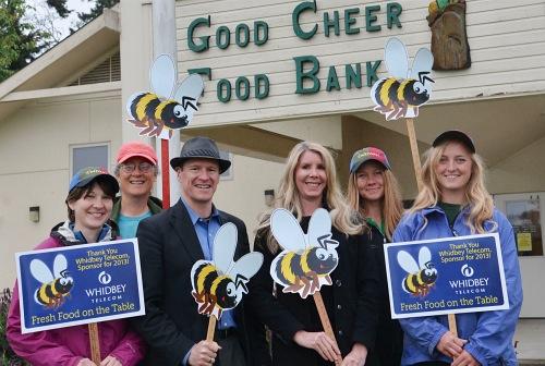 Fresh Food honeybee Whidbey Telecom_3370