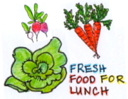 Fresh food logo Kaitlin